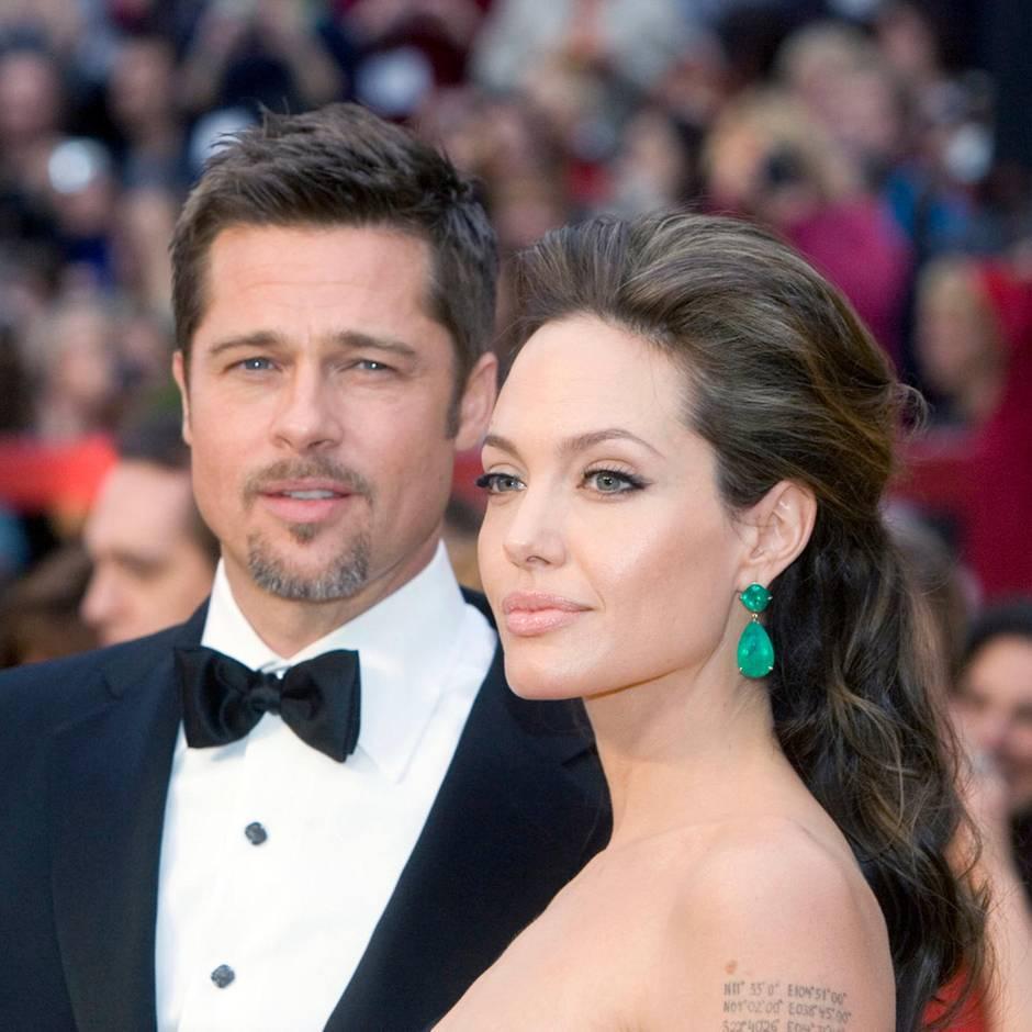 So groß ist die Tochter von Angelina und Brad geworden