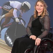Die ehemalige Bahnradsportlerin Kristina Vogel.