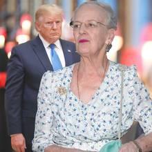 Donald Trump, Königin Margrethe