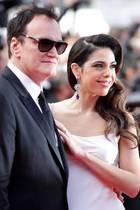 Quentin und Daniella Tarantino