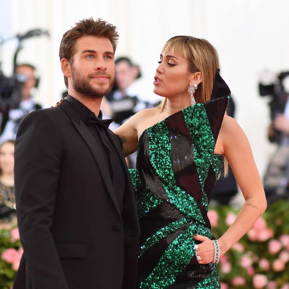 Miley Cyrus' überraschende Reaktion