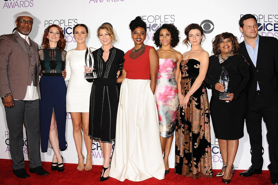 """Grey's Anatomy""-Stars"