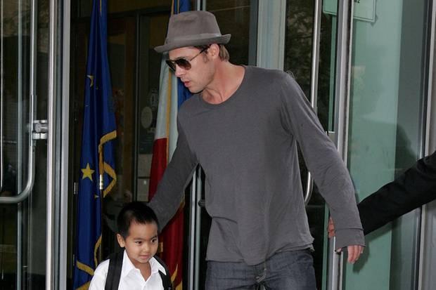 Maddox Jolie-Pitt soll nie wirklich einen Vater in Brad Pitt gesehen haben.
