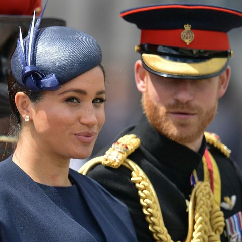 Herzogin Meghan, Prinz Harry