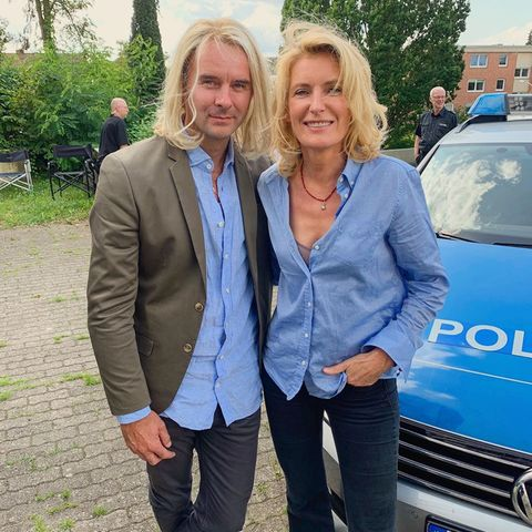 Marcel Stefanski und Maria Furtwängler
