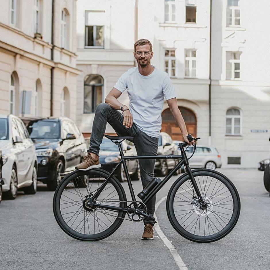 Ein E-Bike als Flirtmotor