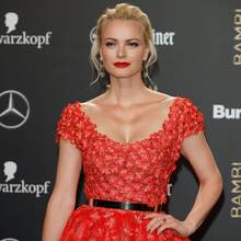 Model Franziska Knuppe