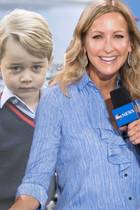 Prinz George, Lara Spencer