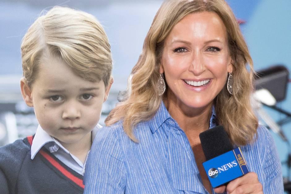 Prinz George, Lara Spencer