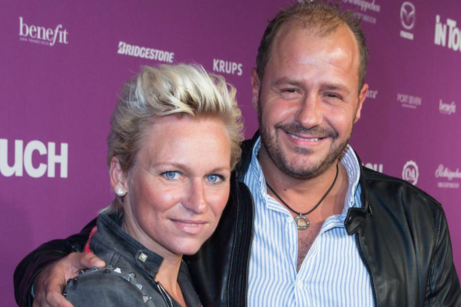 Jana Windolph und Ex-Partner Willi Herren