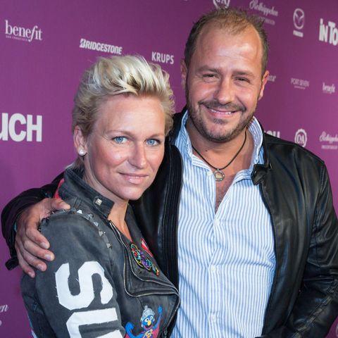 Jana Windolph und Ex-Partner Willi Herren