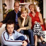 """Gestatten, Familie Degenhardt: Von 2001-2009 spielte Frederik Hunschede in der Serie """"Mein Leben & Ich"""" Wolke Hegenbarths pubertierenden Bruder """"Basti""""."""