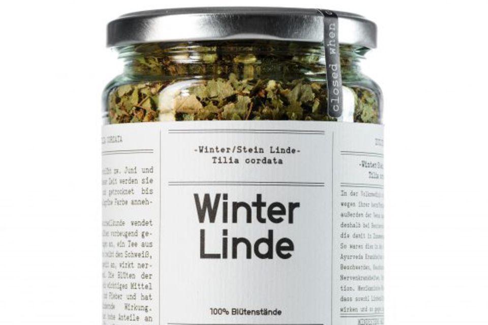 """Tee """"Winterlinde"""" von ManuTeeFaktur"""
