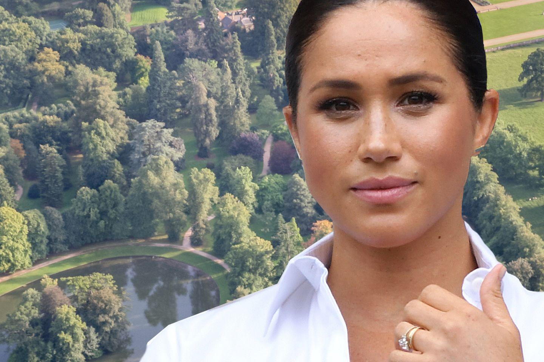 Herzogin Meghan möchte gerne das Grab von ihrer verstorbenen Schwiegermutter Prinzessin Diana besuchen.