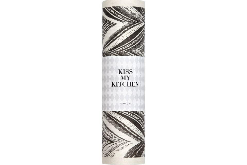 """Wiederverwendbare Schwammtuch-Rollen von """"Kiss my Kitchen"""""""