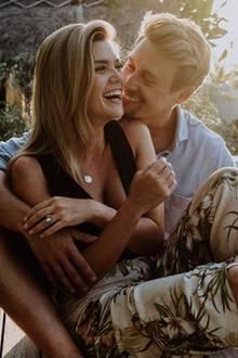 Nadine Klein und Tim Nicolas