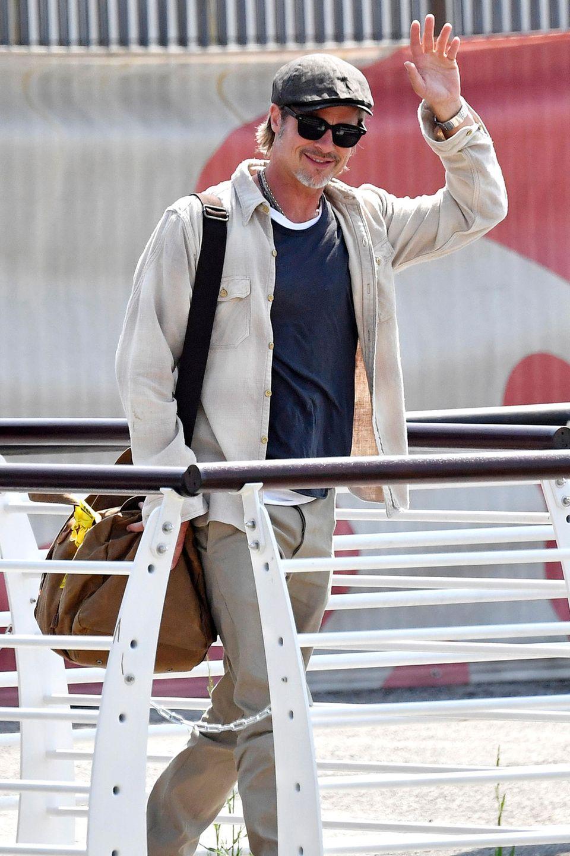 Ein gern gesehener Gast: ElfJahre ist es nun schon her, dass Brad Pitt die Filmfestspiele in Venedig besucht hat. Die Fans können sich also freuen.