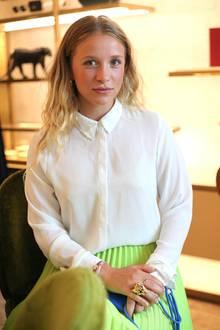 Schauspielerin Lena Klenke.