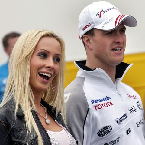 Cora und Ralf Schumacher