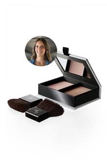 Redakteurin Jessica wünscht sich ein Gesicht, perfekt modelliert wie von einem Make-up-Artist und testet den Sunne Natural Bronzer.