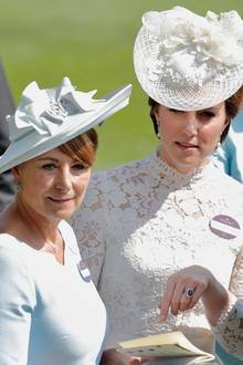 Carole Middleton und Herzogin Catherine