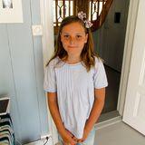 1. Juli 2014  Ihren Sommerurlaub verbringt Prinzessin Ingrid Alexandraauf der Insel Dvergsøya. Und mit der Schleife im Haar sieht sie damals besonders niedlich aus.