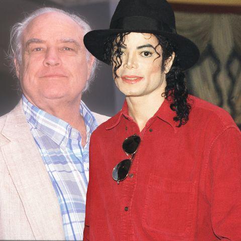 Marlon Brando und Michael Jackson