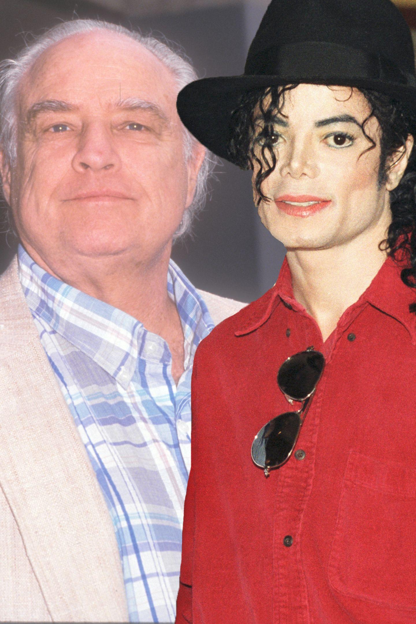Michael Jackson: Marlon Brando sagte gegen ihn wegen Missbrauchs aus