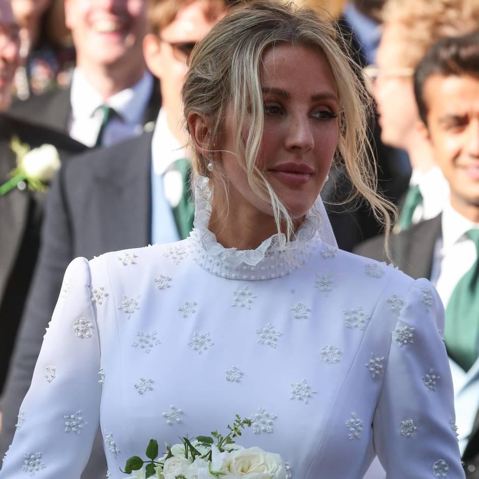 Alle Details zu ihrem unaufgeregten Brautlook