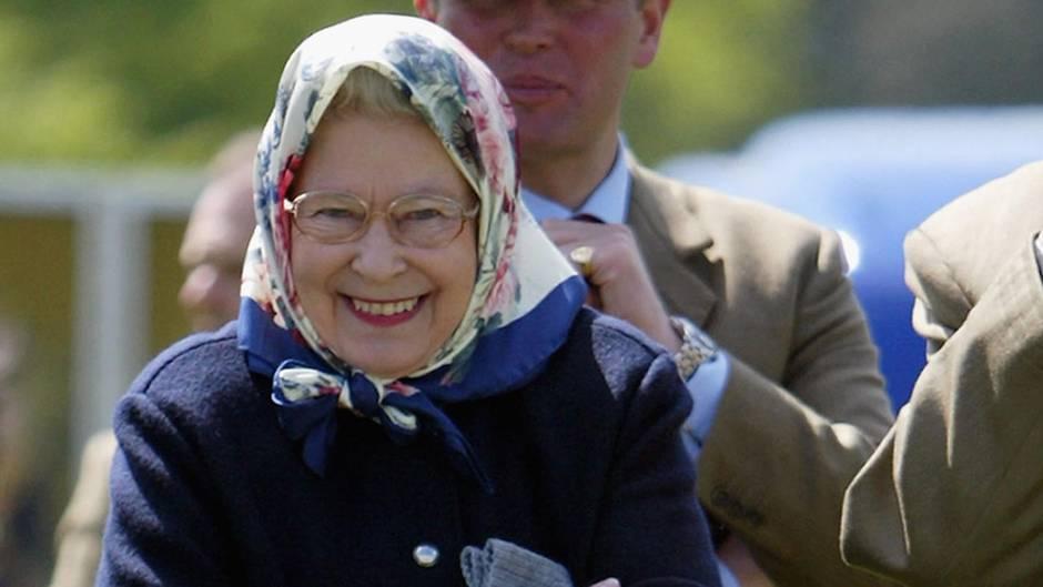Queen Elilzabeth