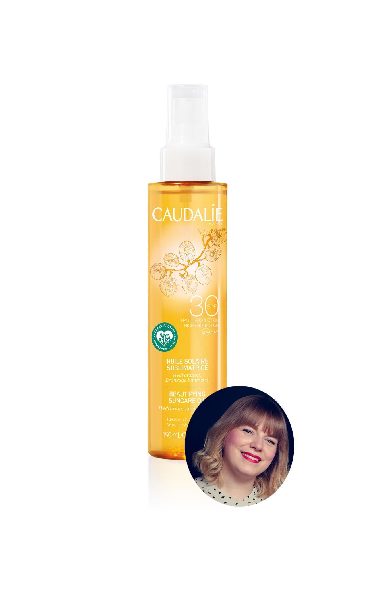 Gut für Haut und Umwelt: Online-Volontärin Julia hat das Gesichtsöl LSF 30 von Claudalie getestet und ist überzeugt.