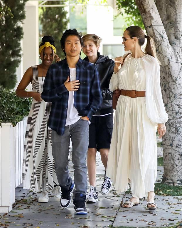 Angelina Jolie und Brad Pitt: Das Familienalbum | GALA.de