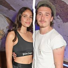 Hana Cross und Brooklyn Beckham