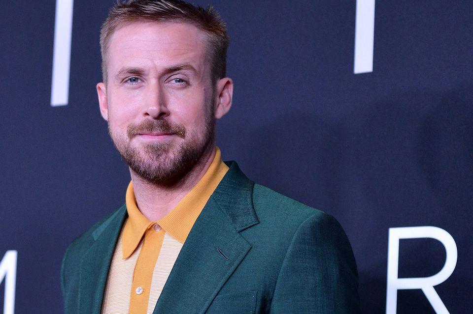 Was Ryan Gosling von seinem neuen Familienmitglied hält?