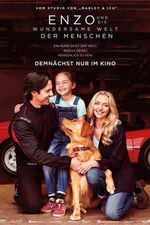 """""""Enzo und die wundersame Welt der Menschen"""" ist ab dem 3. Oktober in den deutschen Kinos zu sehen."""