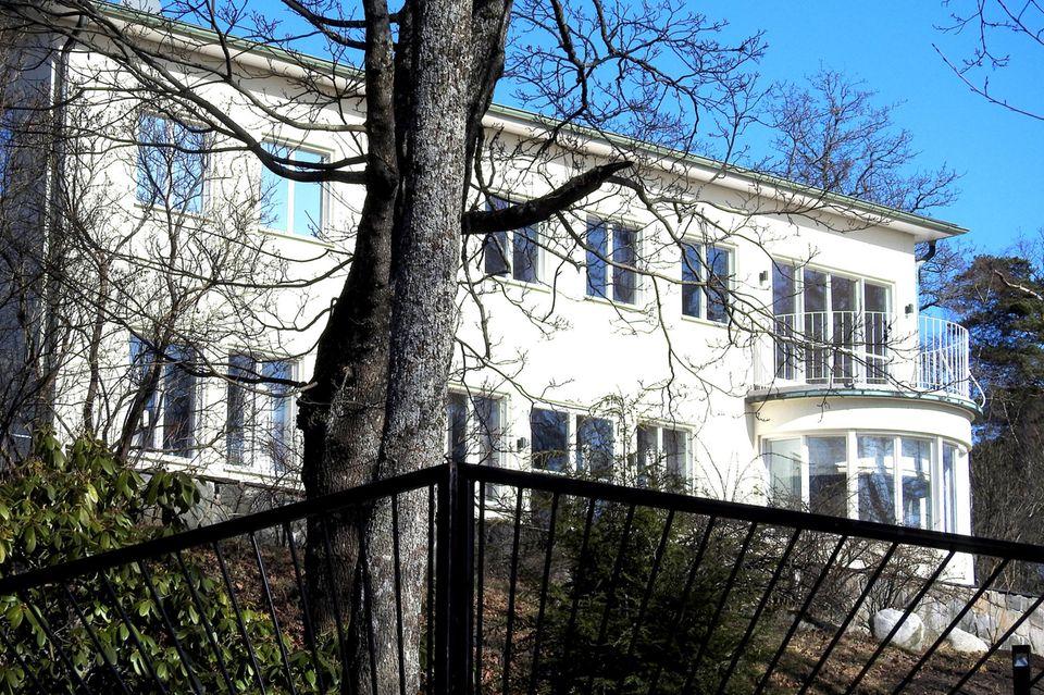 Die Villa Solbacken