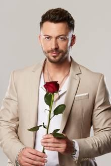 """""""Bachelorette""""-Gewinner Keno Rüst"""