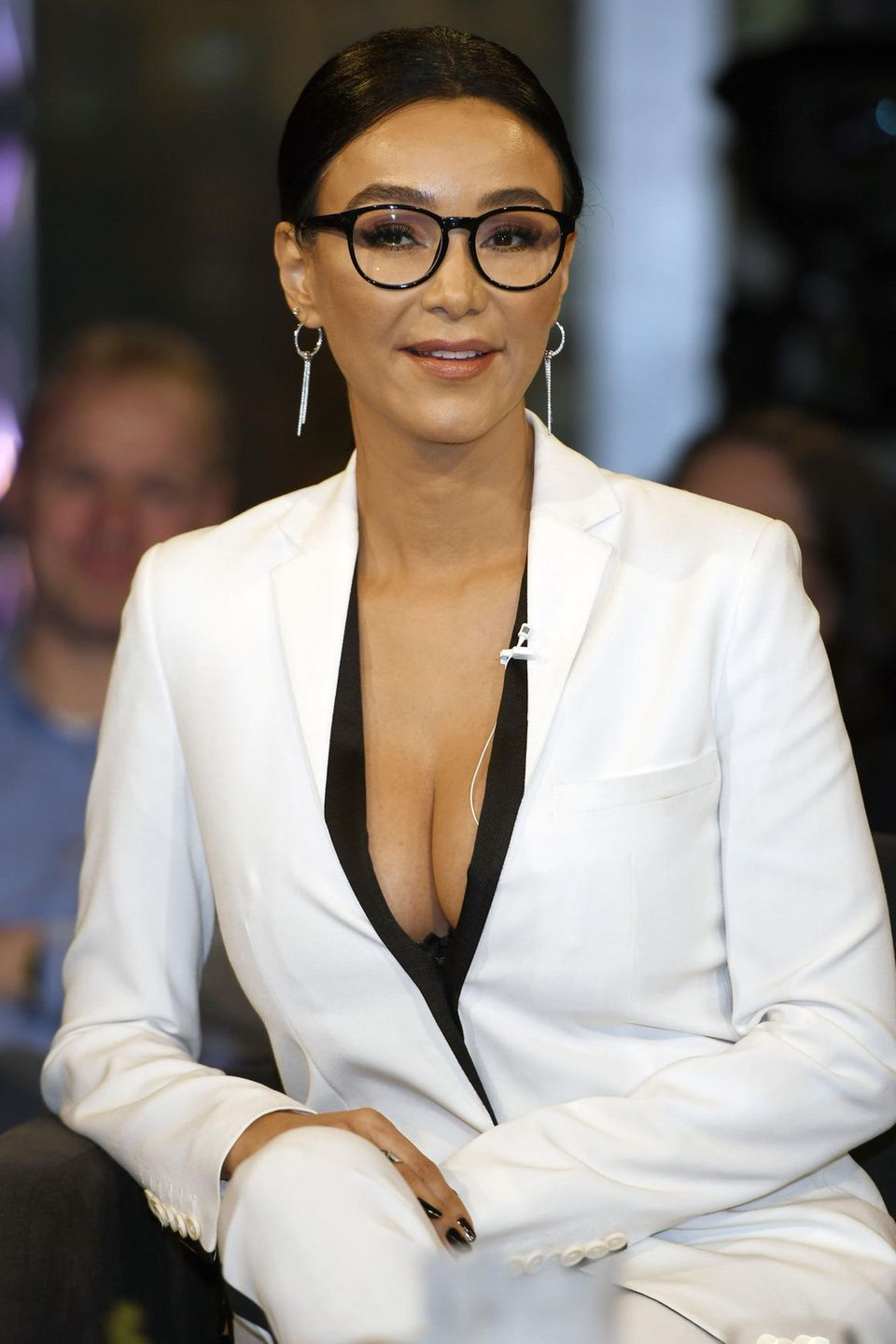 Promi-News: Verona Pooth mit Brille