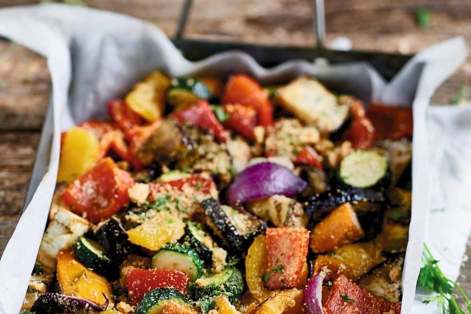 Gourmet: Gratiniertes Gemüse