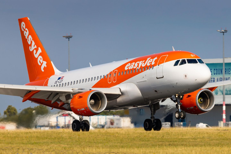 Michael Brady steuerte den EasyJet-Flieger spontan nach Alicante (Symbolbild)