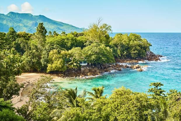 North Island auf den Seychellen