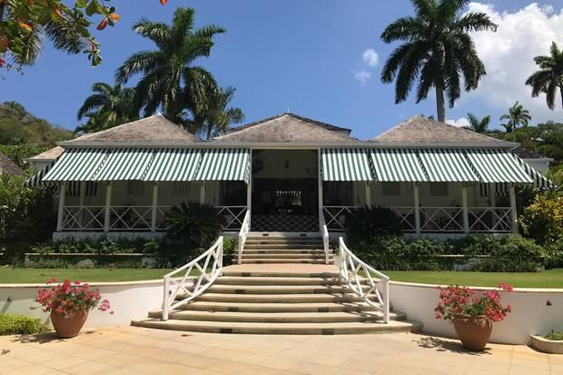 Round Hill Hotel, Jamaika