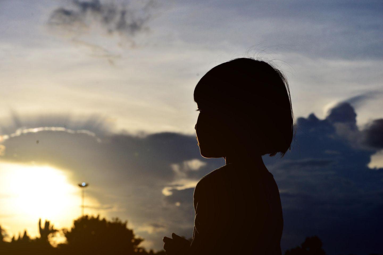 Zoe schickte ihrem Vater Grüße in den Himmel – und bekam Antwort (Symbolbild)