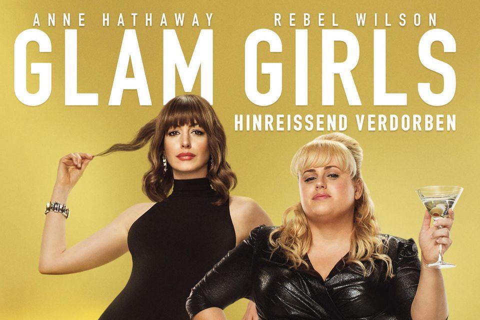 """""""Glam Girls - Hinreißend verdorben"""" mit Anne Hathaway und Rebel Wilson"""