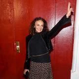 Auch Designerin Diane von Fürstenberg feiert mit Tom Ford seinen Erfolg.