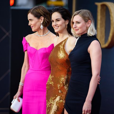 Elizabeth McGovern, Michelle Dockery and Laura Carmichael