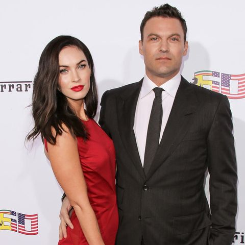 Megan Fox + Brian Austin Green