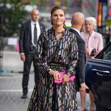 Zum Abschluss der Feierlichkeiten besuchen die schwedischen Royals ein klassisches Konzert.