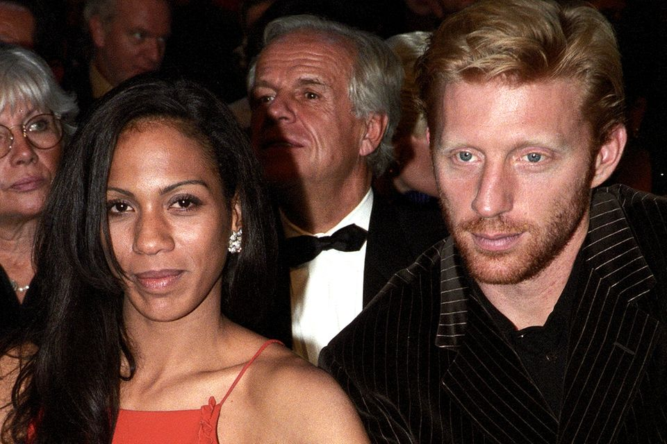 Barbara Becker, Boris Becker