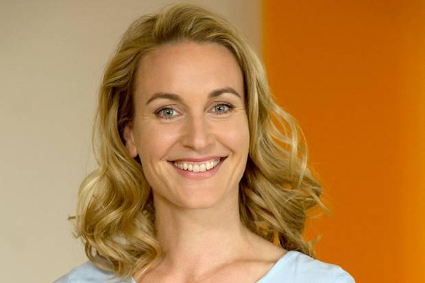 """Christina Athenstädt ist die Nachfolgerin von Lisa Martinek (†47) in der ARD-Serie """"Die Heiland""""."""